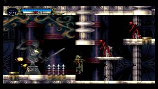 CASTLEVANIA SYMPHONY OF THE NIGHT DETONADO - PART 01 - (EMULADOR ePSXe)