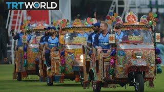 International Cricket returns to Pakistan