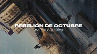 Ana Tijoux - Rebelión de Octubre - Videoclip Oficial