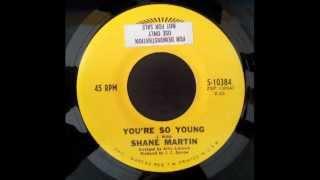 SHANE MARTIN - You