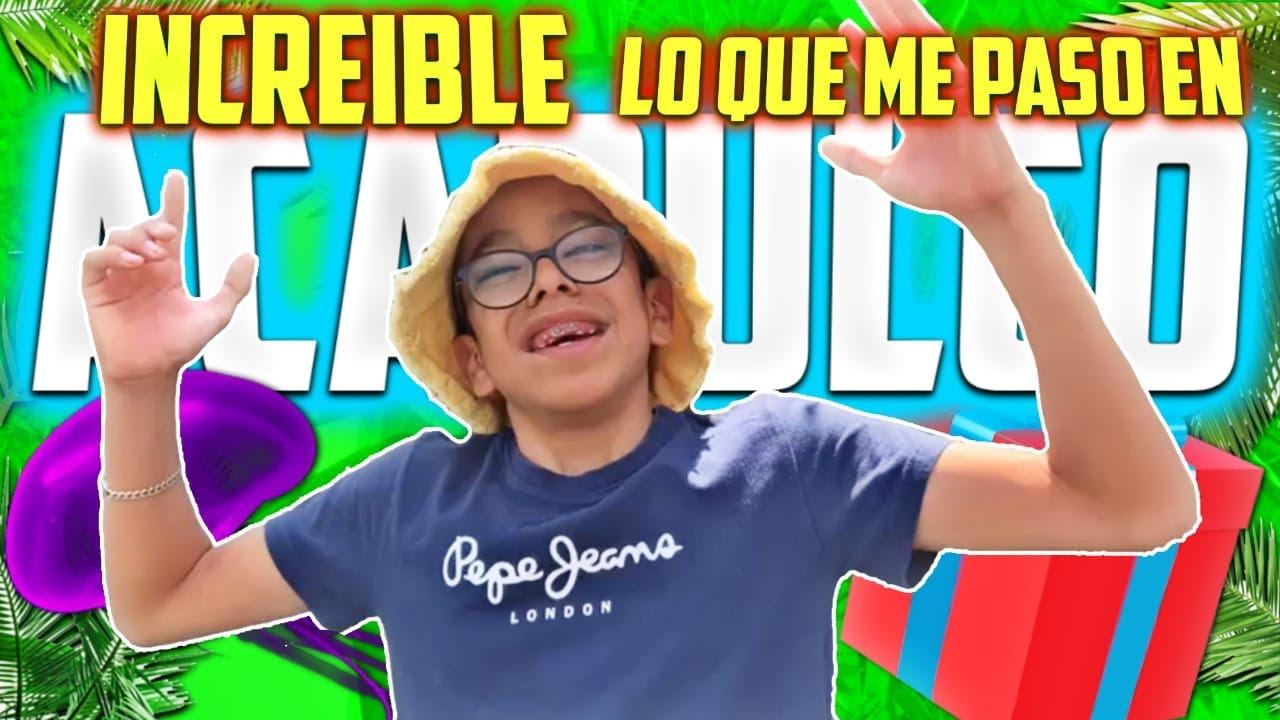 INCREIBLE LO QUE ME PASO EN ACAPULCO | Soy Carlitos