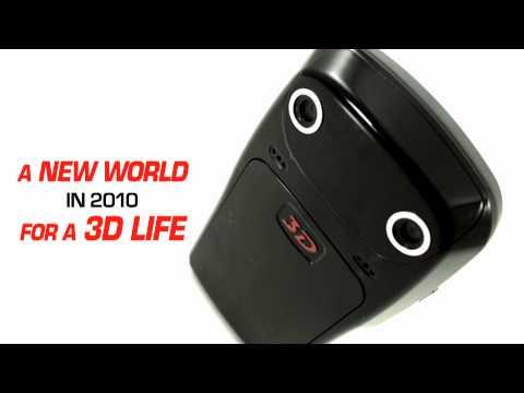 AIPTEK 3D i2 - 3D HD camcorder - Official video