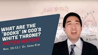 "What Are The ""Books"" In God's White Throne? MUST WATCH (Rev. 20:12) 