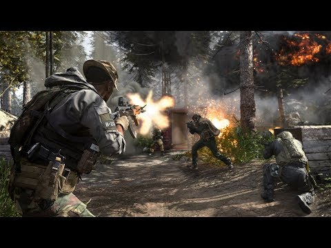 Call Of Duty®: Modern Warfare® | Multiplayer Reveal Trailer