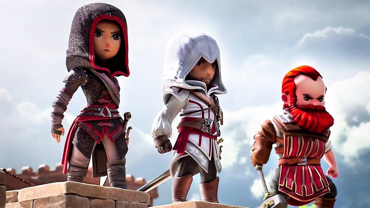 Assassin S Creed Rebellion Trailer 2018 Youtube
