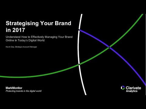 Strategising your brand in 2017