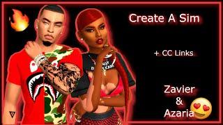 سيمز 4 | Create A Sim |