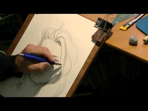 2° parte: come disegnare i capelli
