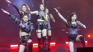 Itzy 있지 - TT and Hard Carry 4k60fps Premiere Showcase Tour LA 20200117