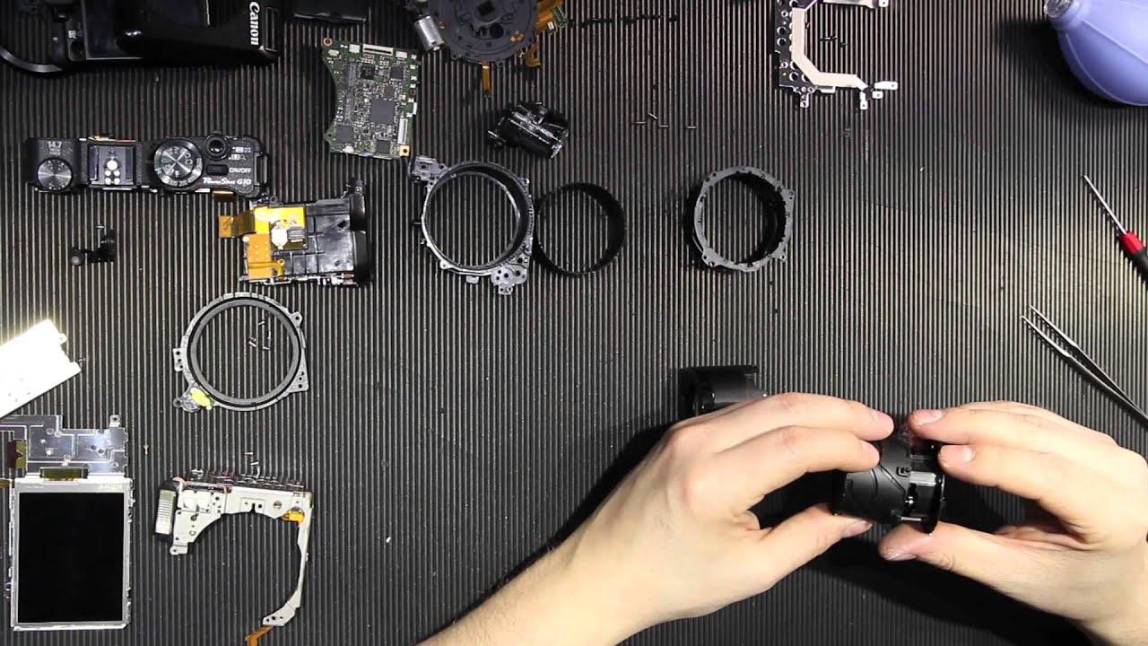 powershot g10 objektivreparatur lens error repair youtube rh youtube com Canon G12 Camera On Sale Canon G12 Camera On Sale