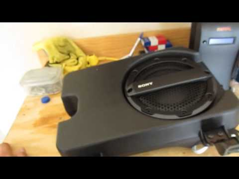 hook up amp to speakers