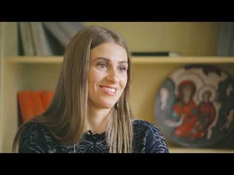 Алёна Маркелова. Ведущая