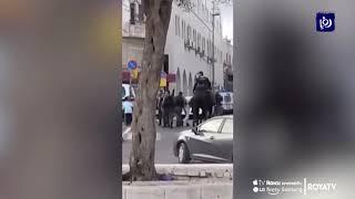 الاحتلال يعتقل مواطنا فلسطينيا بزعم تنفيذه عملية طعن في القدس - (28-10-2019)