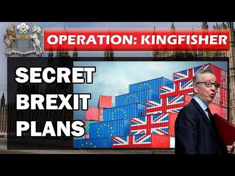 Operation Kingfisher - Secret Government Brexit Plan