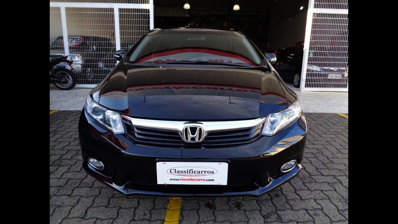 Honda Civic Lxr 2014 20 Automatico Ficha Tecnica