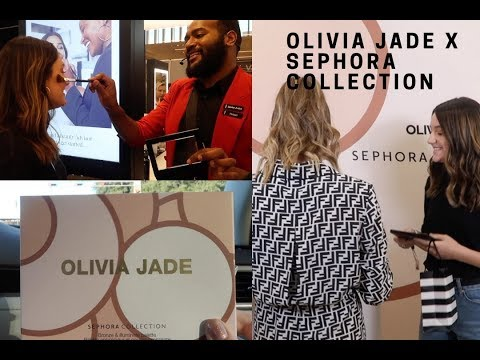 Olivia Jade X Sephora Collection Meetup! thumbnail