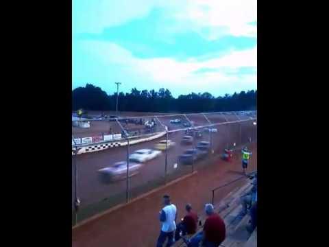 Swainsboro Raceway 7/22/17 Road Warrior 5k