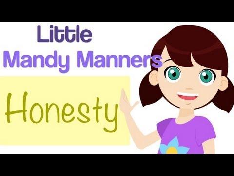 Honesty Is True | Little Mandy Manners | TinyGrads | Children's Videos | Character Songs