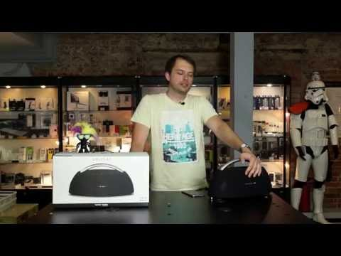 Обзор акустики Harman Kardon Go + Play Wireless Mini