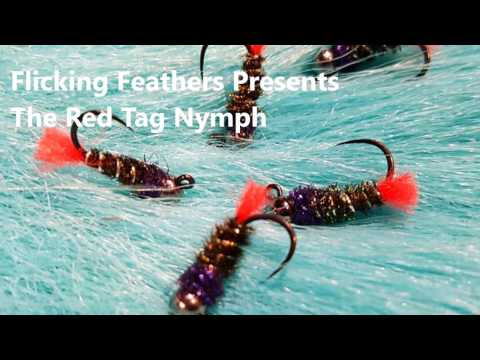 Tying a Red Tag Nymph Variant