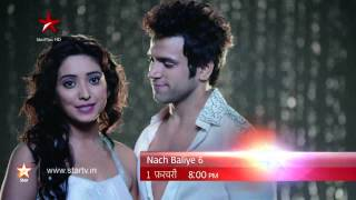 Nach Baliye 6 - Rithvik and Asha are top contenders!