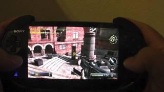 PSVita: Resistance Burning Skies Online Multiplayer & Review