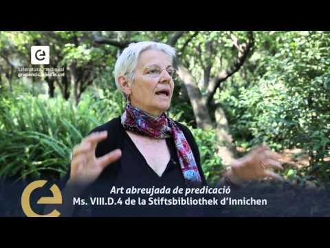 L'obra de Ramon Llull (vídeo 1/12 sobre literatura catalana medieval)