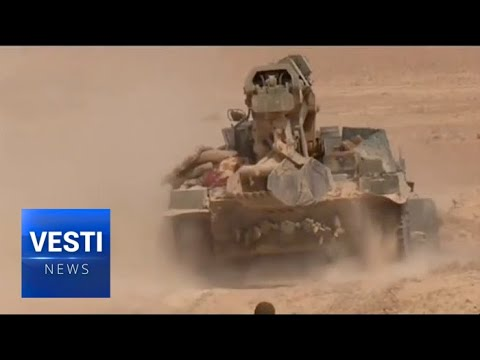 After Deir ez-Zor Oil will be Taken from Militants