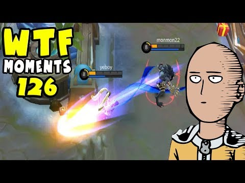 One Puch Man Lancelot - Mobile Legends WTF Funny Moments Episode 126
