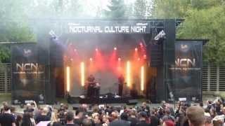 NCN Deutzen 2013 - Eternal Afflict - Childhood - Nocturnal Culture Night