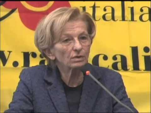 Intervento di Emma Bonino al Comitato nazionale di Radicali Italiani