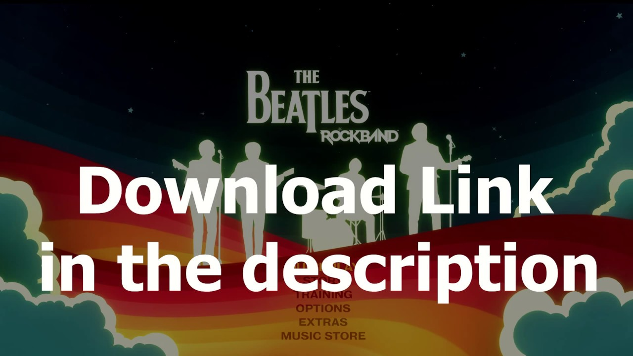 The Beatles: Rockband DLC  wads Collection  All DLCs for Wii