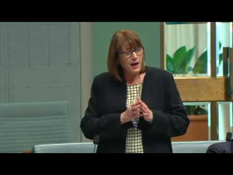 Joanne Ryan MP- on Headspace and other community agencies