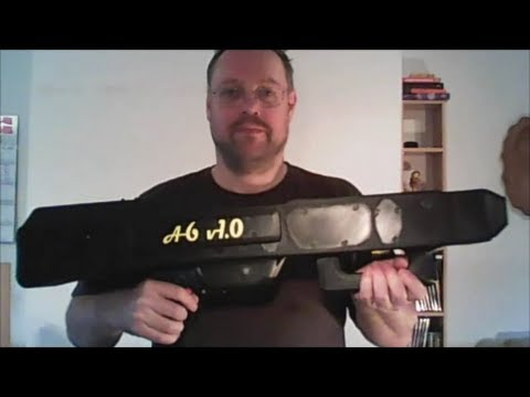 This Guy 3D-Printed a Machinegun That Makes and Fires Paper Airplanes