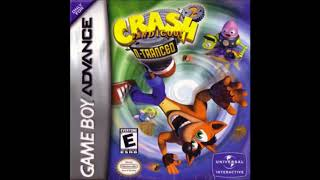 Unused Motorcycle Theme - Crash Bandicoot 2: N-Tranced (Game Boy Advance)
