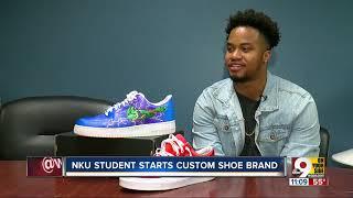 NKU student-entrepreneur makes…