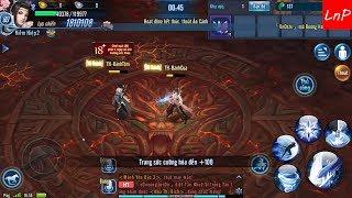 [VLTK Mobile] Môn Phái Thứ 5 Lên Đỉnh Tâm Ma - Côn Lôn Chỉ Cần Choáng Còn Lại Để Team Lo