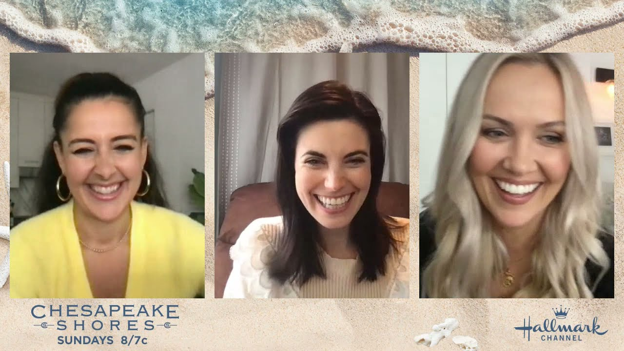 Download Chesapeake Shores Live - Meghan Ory and Emilie Ullerup