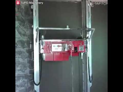 Alat plester tembok modern