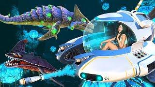 EXPLORING THE OCEAN!! - Subnautica (Part 6)