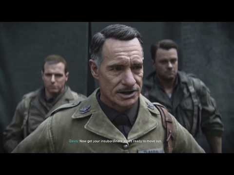 They attack us, no casualties - Death Factory - Call of Duty: WWII