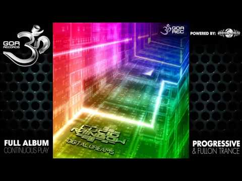 Lucid Rainbow - Digital Dreams (goaep197 / Goa Records) ::[Full Album / HD]::