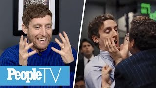 Thomas Middleditch Still Gets Recognized As 'Bowtie Guy' From 'The Wolf Of Wall Street'   PeopleTV