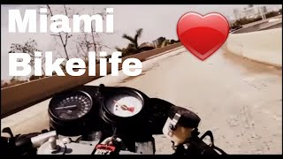 Asher Meza - Miami to Ft. Lauderdale #MIAMIBIKELIFE