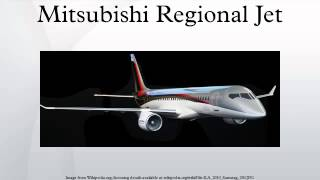 Mitsubishi Regional Jet