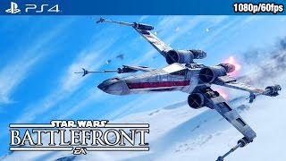Star Wars Battlefront - Multiplayer Gameplay (PS4) @ 1080p (60fps) HD ✔