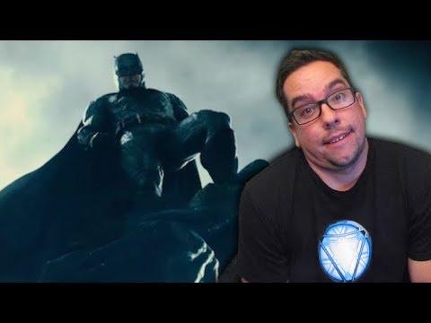 Matt Reeves Gives Batman Script Update