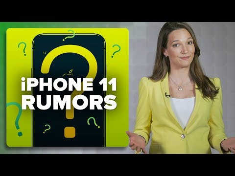 2019 iPhone rumors and Powerbeats Pro make an appearance