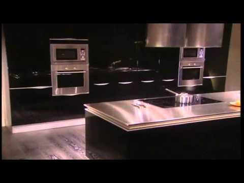Cucina Snaidero Idea by Pininfarina - YouTube