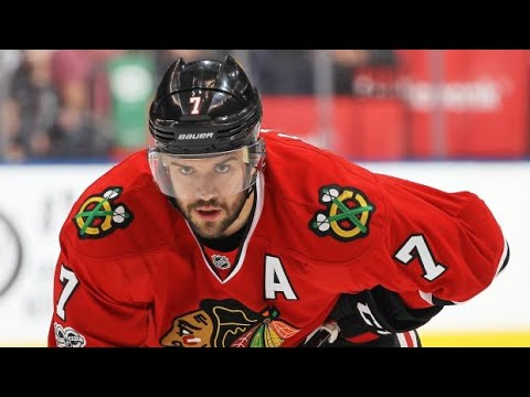 Brent Seabrook retires after 15 seasons with Blackhawks: 'It was a ...